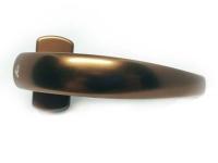 Ручка оконная Roto Swing, бронза