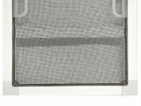 Москитная сетка в сборе (стандартная) белая, 1 метр квадратный