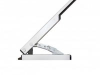 Управляющая ручка фрамужного механизма Geze OL 90 N (рычаг управления), серебро